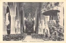 TURNHOUT - Binnenzicht St-Pieterskerk - Turnhout