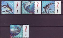 VU - 2000 Dolphins 4v - Mint** - Vanuatu (1980-...)