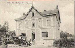 Libin - Maison Duchêne Joris, Négociant Animée - OLDTIMER - Edit. Duchesne Joris, Libin - SUPER - Libin