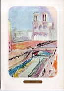 Meilleurs Vœux  - Matisse ( ND De Paris ) - Año Nuevo