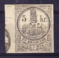 AUSTRIA REVENUE, Imperforated  ** MNH, OT KRAJCZAR   (7C39) - Fiscaux