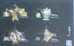 Brazil Issued In 2010 Animal Stamps Bat Shaped Alveolar ** - Brazil