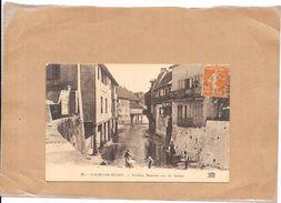SALIES DE BEARN - 64 - Vieilles Maisons Sur La Saleys - BORD - - Salies De Bearn