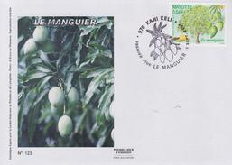Enveloppe  FDC  1er Jour    MAYOTTE     Le    Manguier    KANI  KELI    2007 - Mayotte (1892-2011)