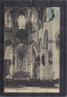 6089. CHAUMONT EN VEXIN . CHOEUR DE L EGLISE .  (recto Verso)  ANNEE  . 1905 .  PAP. BOURGEOIS - Chaumont En Vexin