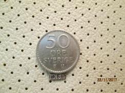 SWEDEN 50 Ore 1965 # 5 - Sweden