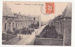 Avelgem: Pensionnat Et Institut Agricole. - Avelgem