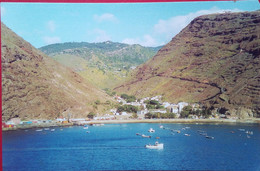 Jamestown, St Helena - Saint Helena Island