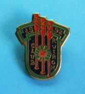 1 PIN'S //  ** CLUB AVIRON ** 1992 ** Z ** - Aviron