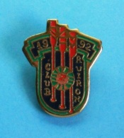 1 PIN'S //  ** CLUB AVIRON ** 1992 ** Z ** - Rowing