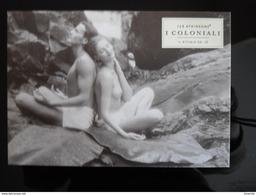 RARE I Coloniali Parfum Carte Postale - Modern (from 1961)