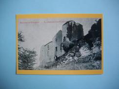 RENNES LE CHATEAU - 11  -  Le Château  -  Nord Ouest -  Abbé SAUNIERE  -  Coll. PEGASE  - AUDE - France
