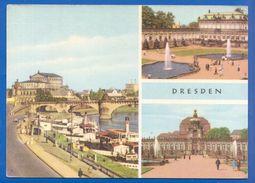 Deutschland; Dresden; Multibildkarte - Dresden