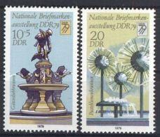 DDR 1979 Mi-Nr. 2441/42 ** MNH - Neufs