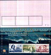 85335) Australia 1999 Bf 32- Esposizione Filatelica A Melbourne Usato - Blocchi & Foglietti