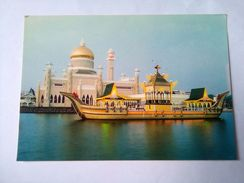 Mosque - Brunei