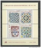 1981 MNH Portugal,  Postfris - Blocs-feuillets