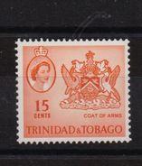 Trinidad & Tobago 1960, Minr 180, MNH - Trinidad & Tobago (...-1961)
