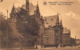 Antwerpen Anvers  Sint-Walburgis Gasthuis       X 2622 - Antwerpen