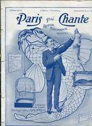 Paris Qui Chante, Dimanche 2 Avril 1905 - Livres, BD, Revues