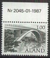 ALAND 1987 Mi-Nr. 24 ** MNH - Aland
