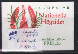 105  --suede Le Carnet De1988 - 1988