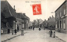 28 - ARROU -- Route De La Bazoche - France