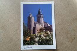 VILLENEUVE - Eglise St Sauveur (12 Aveyron ) - France