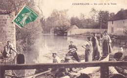 EB1800 * Courmelois Un Coin De La Vesle - Other Municipalities