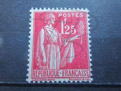 VEND BEAU TIMBRE DE FRANCE N° 370 , XX !!! - 1932-39 Peace