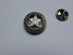 Beau Pin's , Police US , Texas Rangers , étoile - Police