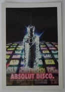 666-Cartolina Promocard PC N.7565 Absolut Vodka Collection - Pubblicitari