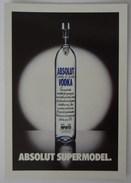 666-Cartolina Promocard PC N.5131 Absolut Vodka Collection - Pubblicitari