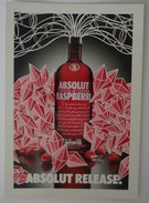 666-Cartolina Promocard PC N.6903 Absolut Vodka Collection - Pubblicitari