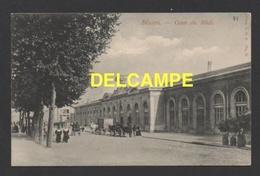 DF / 34 HERAULT / BÉZIERS / GARE DU MIDI / ANIMÉE / CIRCULÉE EN 1905 - Beziers