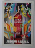 666-Cartolina Promocard PC N.6902 Absolut Vodka Collection - Pubblicitari