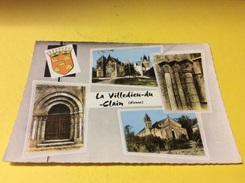 LA. VILLEDIEU DU CLAIN.  Vues Multiples    23/11/17 - France