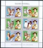 Congo 2006 OBCn° 2276-2281 *** MNH Cote 30 Euro Scoutisme Baden Powell - Nuevos