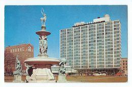 Hartford - Statler Hotel - Hartford