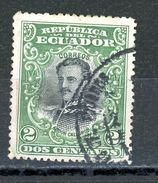 EQUATEUR : DIVERS - N° Yvert 128 Obli. - Equateur