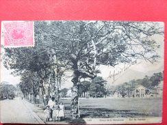 Brésil ,rio De Janeiro ,campo De S. Christovâo En 1904.....timbres Et Cachets - Rio De Janeiro