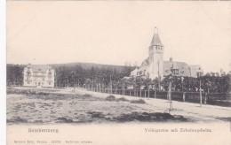 Reichenberg - Volksgarten Mit Erholungsheim (02095) - Tchéquie