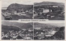 Bodenbach - Tetschen A. D. Elbe - 4 Bilder * 12. 5. 1941 - Czech Republic