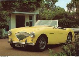 Austin Healey 100 BN2  (1955)  -  Carte Postale - Turismo