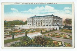 Newport - Miramir, Residence Of Dr. A. Hamilton Rice - Newport