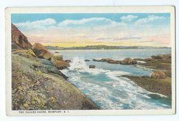 Newport - The Rugged Shore - Newport