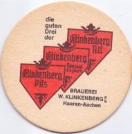 #D176-067 Viltje Klinkenberg Bräu - Sous-bocks