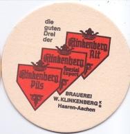 #D176-068 Viltje Klinkenberg Bräu - Sous-bocks