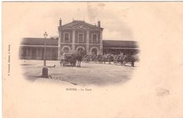 Bourg La Gare - Bourg-en-Bresse