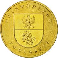 Pologne, 2 Zlote, 2004, Warsaw, SUP, Laiton, KM:491 - Pologne